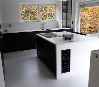 Tim Van Herck - Renovatie Keuken